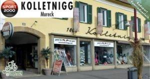Sportgeschaeft am Murradweg Mureck Kolletnigg