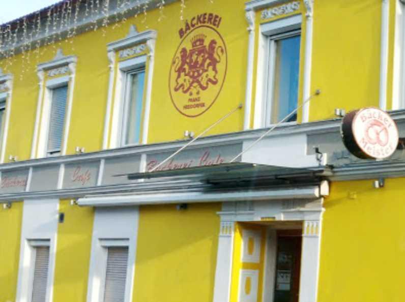 Cafe Bäckerei Franz Freidorfer am Murradweg 2019