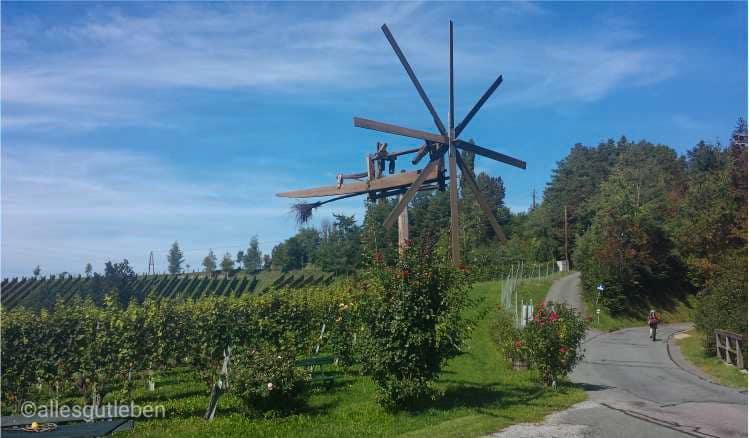 Gastgeber am murradweg Südsteiermark
