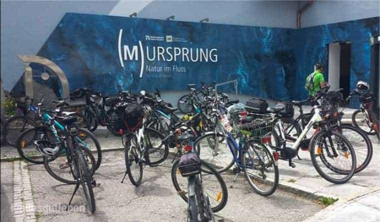 Tour de Mur Gemeinde Muhr im Lungau Murradweg R2