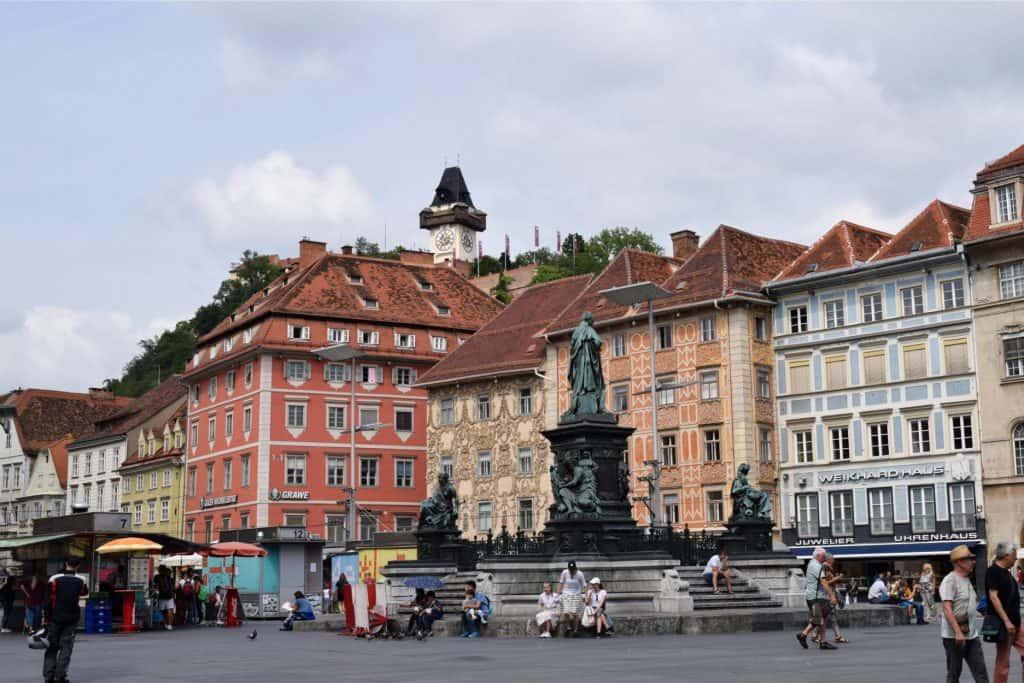 Graz Landeshauptstadt Steiermark