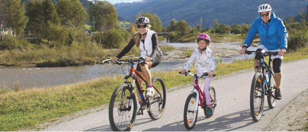 Sportfex Fahrrad und E-bike verleih am Murradweg R2 2020