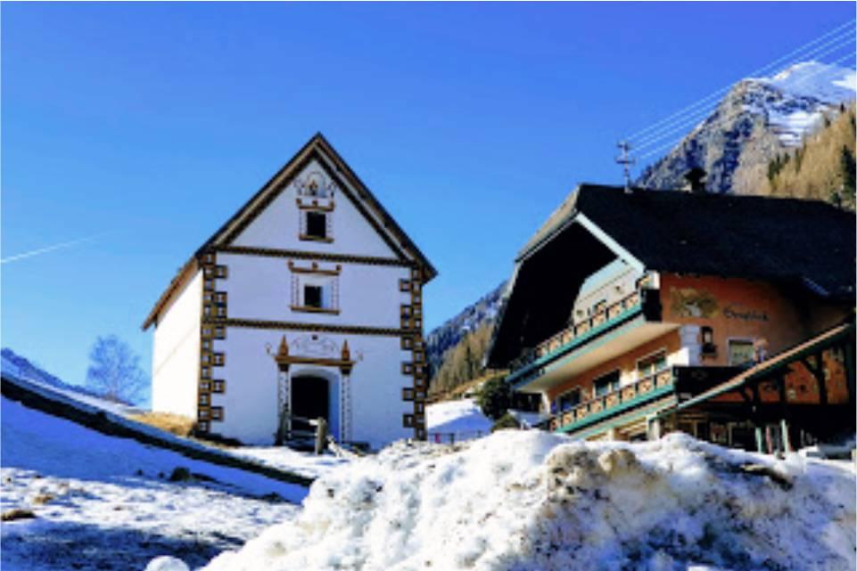 Alpengasthof-Jedl-Winter