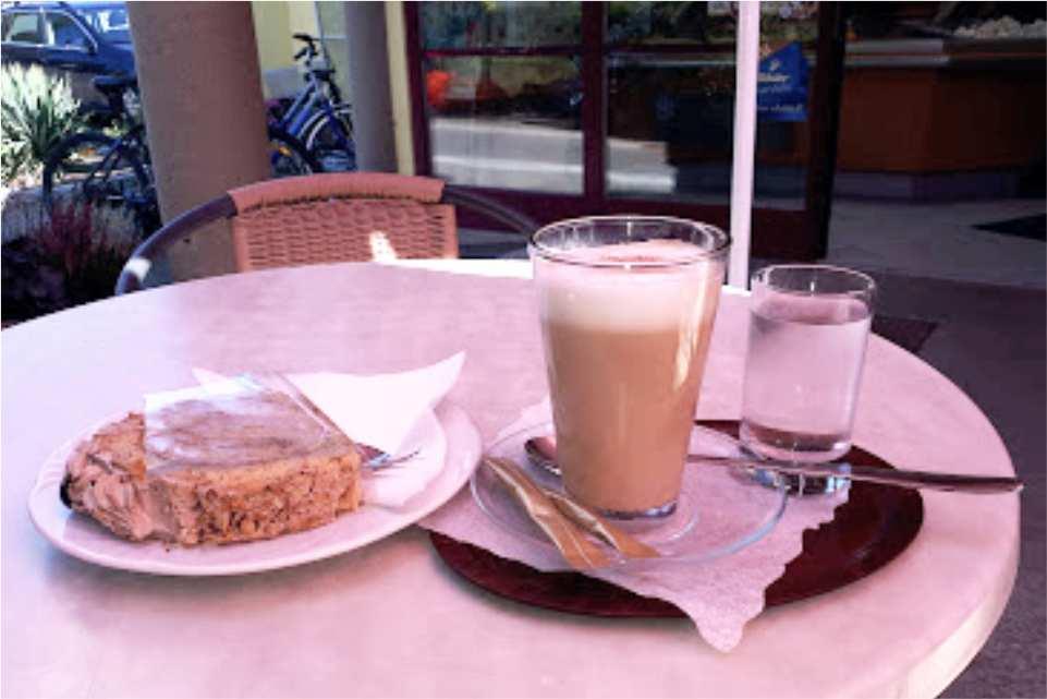 Cafe Konditorei Pölzl St Michael in Obersteiermark Gastgeber am Murradweg R2