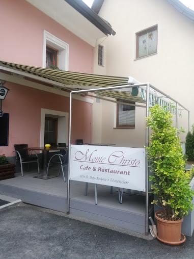 Cafe Restaurant Monte Christo St Stefan ob Leoben Gaststaette am Murradweg R2 Terrasse