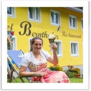 Gastgeber am Murradweg R2 Gasthof Bernthaler Deutschfeistritz Gaststaette