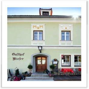 Gastgeber am Murradweg R2 Gasthof Wieser St. George ob Judenburg Gaststaette