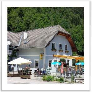 Gastgeber am Murradweg R2 Gasthof zur post Predlitz Unterkünfte