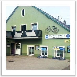 Gastgeber am Murradweg R2 Kirchenwirt Scheifling Gaststaette
