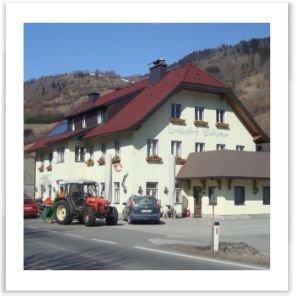 Gastgeber am Murradweg R2 Weilharter Ramingstein Gaststaette