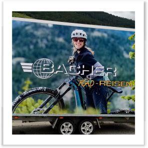 Murradweg R2 Rücktransport Gepäcktransport Bacher Reisen