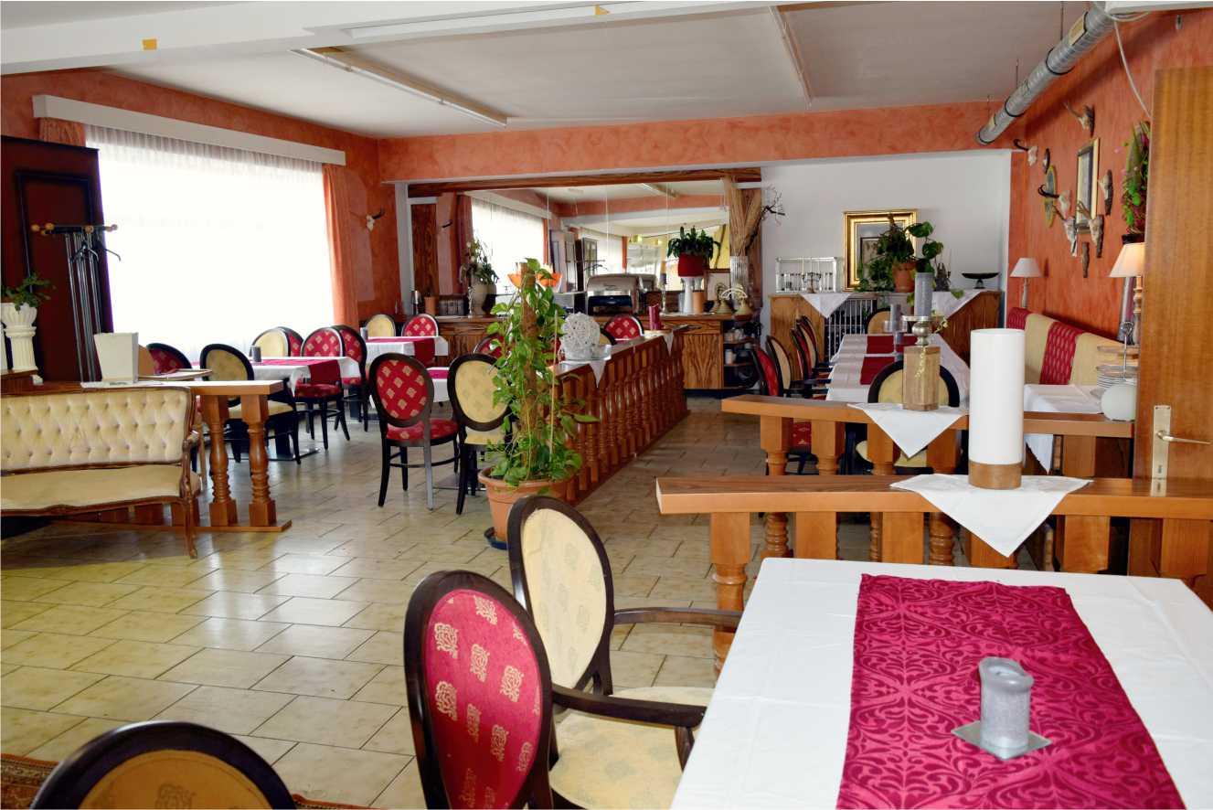 Gasthaus-Cafe-Raststation-Erikas-Stueberl-Mureck Essenzimmer