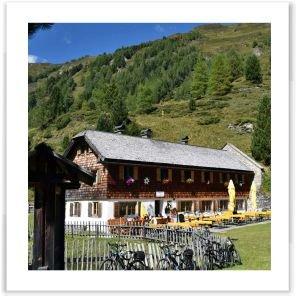 Unterkunft am Murradweg R2 Sticklerhütte