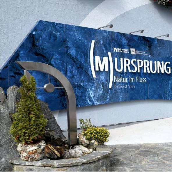 Ausflugsziele am Murradweg R2 Gemeinde Muhr im Lungau