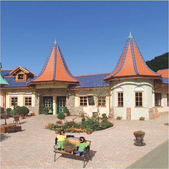 Ausflugsziele am Murradweg R2 Maerchenwald Freizeitpark in der Steiermark St. Georgen ob Judenburg