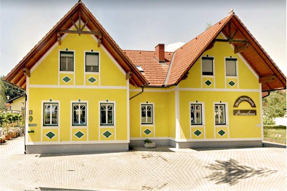 Buschenschank Hoamathaus Bad Radkersburg Gastgeber am Murrradweg Buschenschank