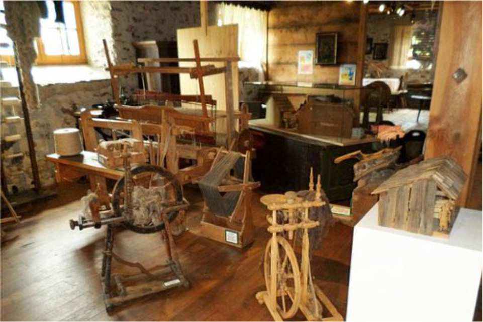 Das Holzmuseum St. Georgen ob Murau Ausflugsziel am Murradweg R2