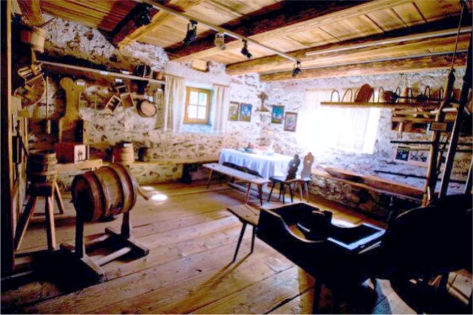 Das Holzmuseum St. Ruprecht ob Murau Ausflugsziel am Murradweg R2