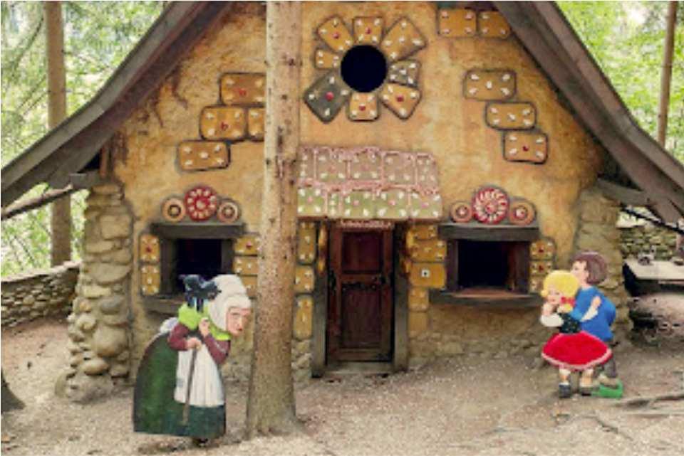 Familien Freizeit Park Märchenwald Steiermark Gastgeber am Murradweg maerchen