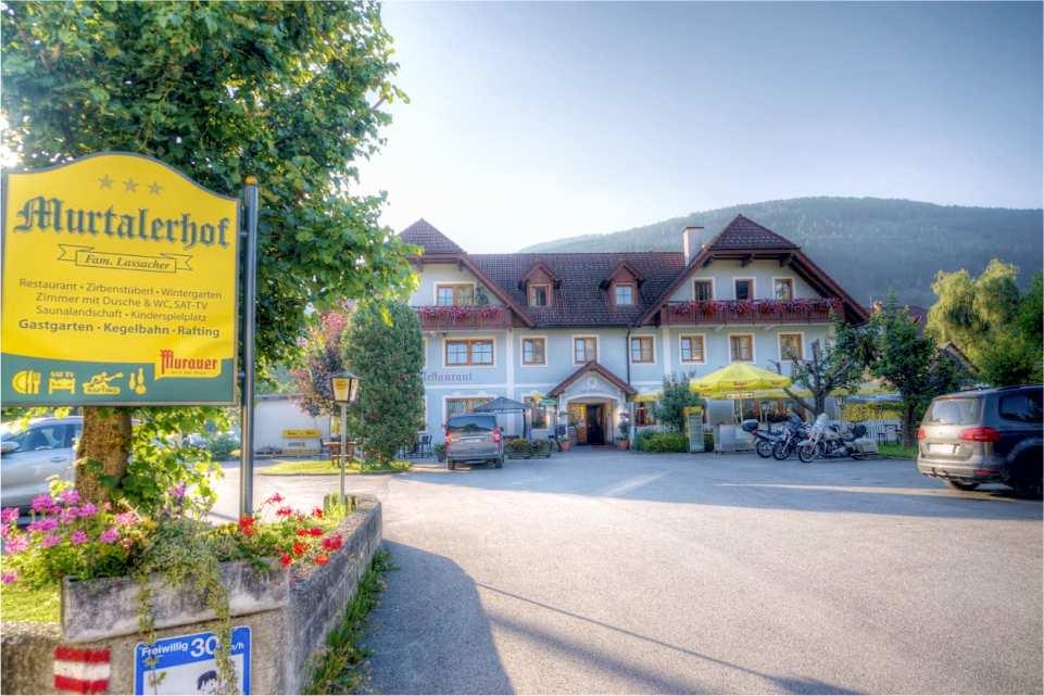 Gasthof Murtalerhof Stadl an der Mur Gastgeber Murradweg