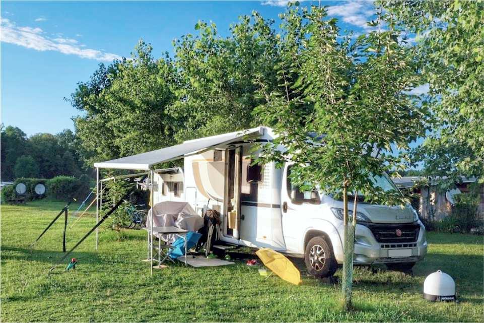 Gasthof Roecksee Gastgeber am Murradweg Camping