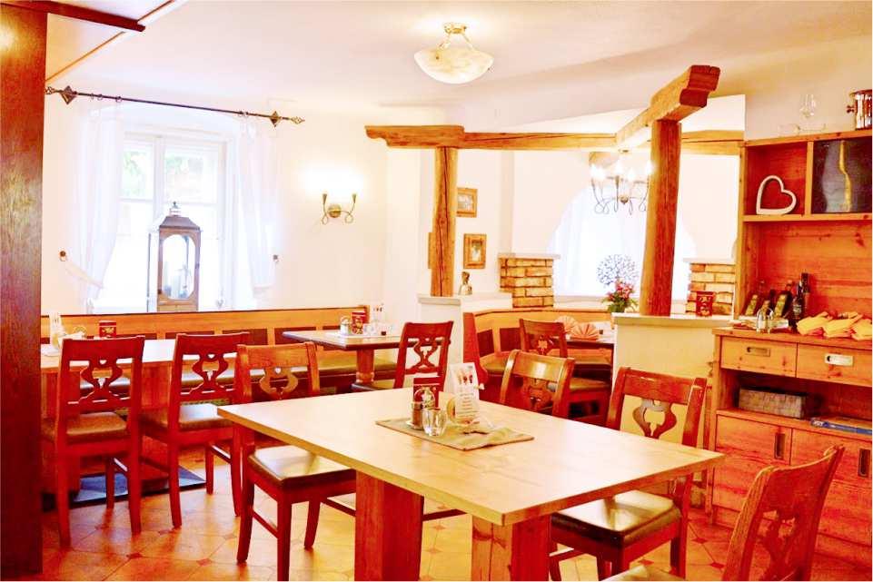 Gasthof Wieser St. Georgen ob Judenburg Gastgeber am Murradweg R2 Saal