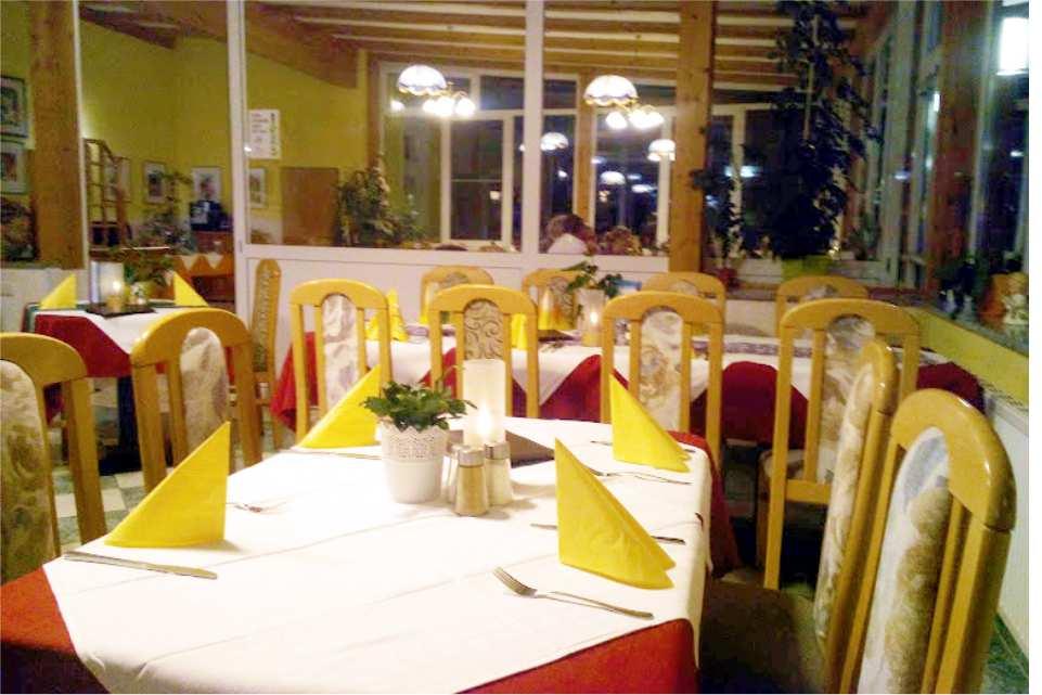 Gasthof zum Lindenhof Bad Radkersburg Gastgeber am Murradweg R2 Essenzimmer