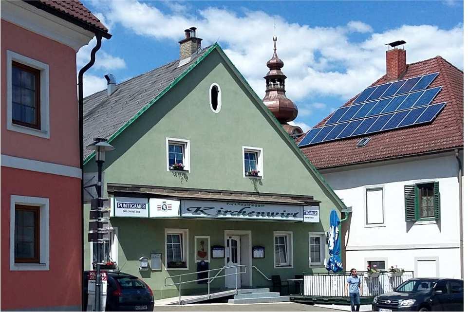 Kirchenwirt Scheifling Markplatz 6 Gaststaette am Murradweg R2