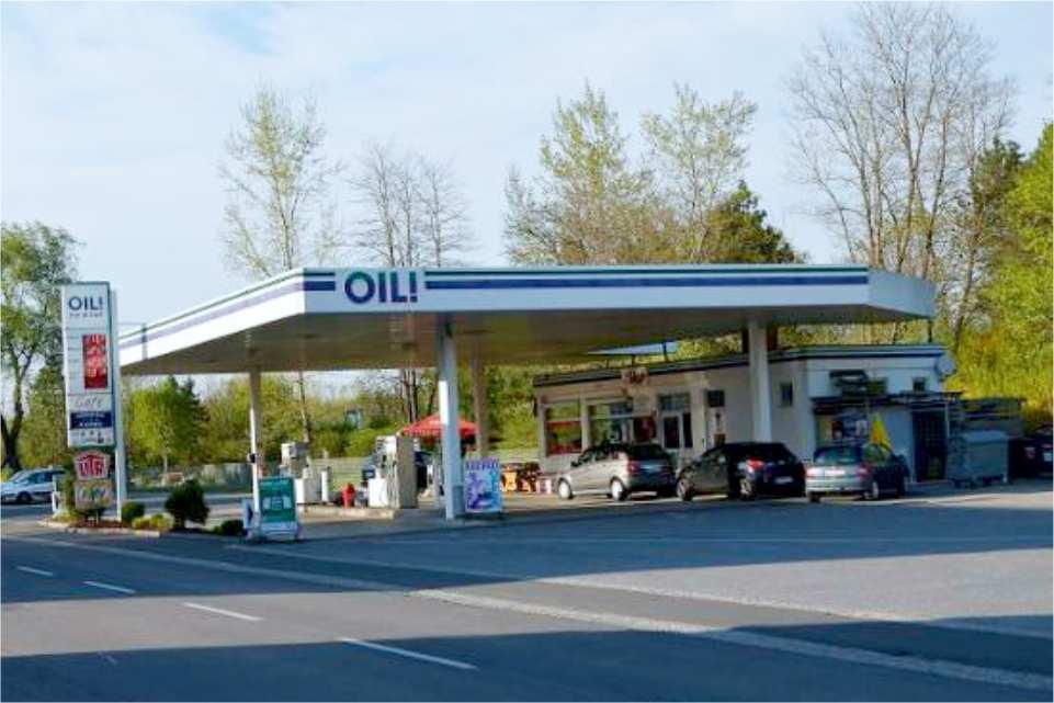 OIL Tankstelle Lebring