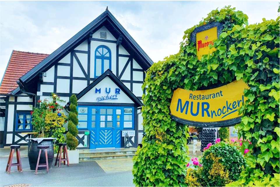 Restaurant Murnockerl Gralla Restaurant am Murradweg R2