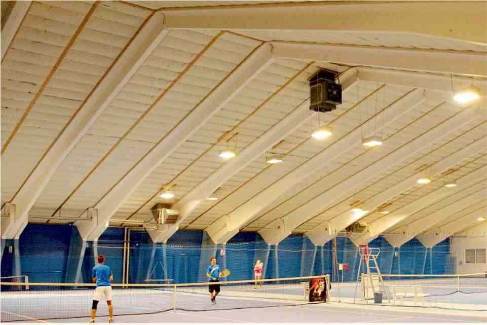 Sportbar tennis judenburg Tennis Halle