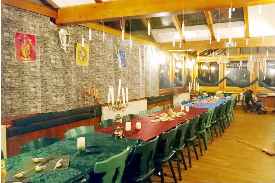 Teichstub´n Gabersdorf Gratis Campingstellplatz am Murradweg R2 Restaurant 2