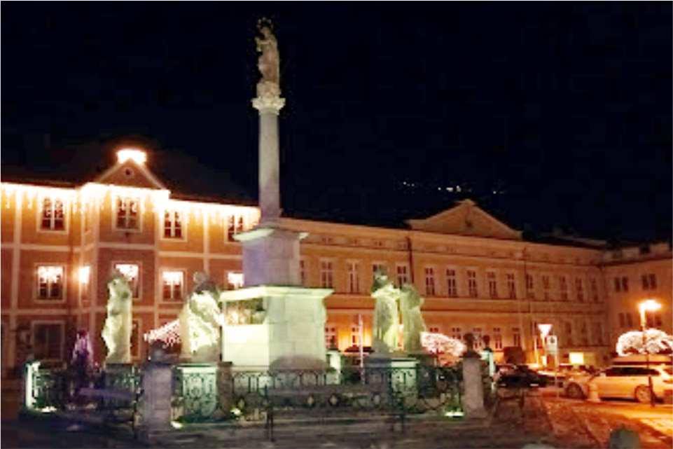Tourismusverband Region Murau Hauptplatz
