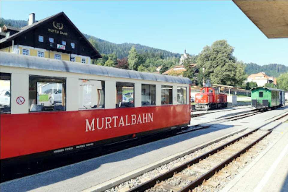 Tourismusverband Region Murau Murtalbahn 2