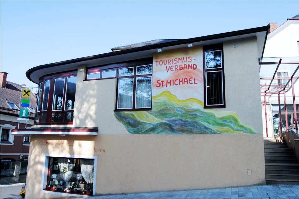 Tourismusverband St Michael im Lungau